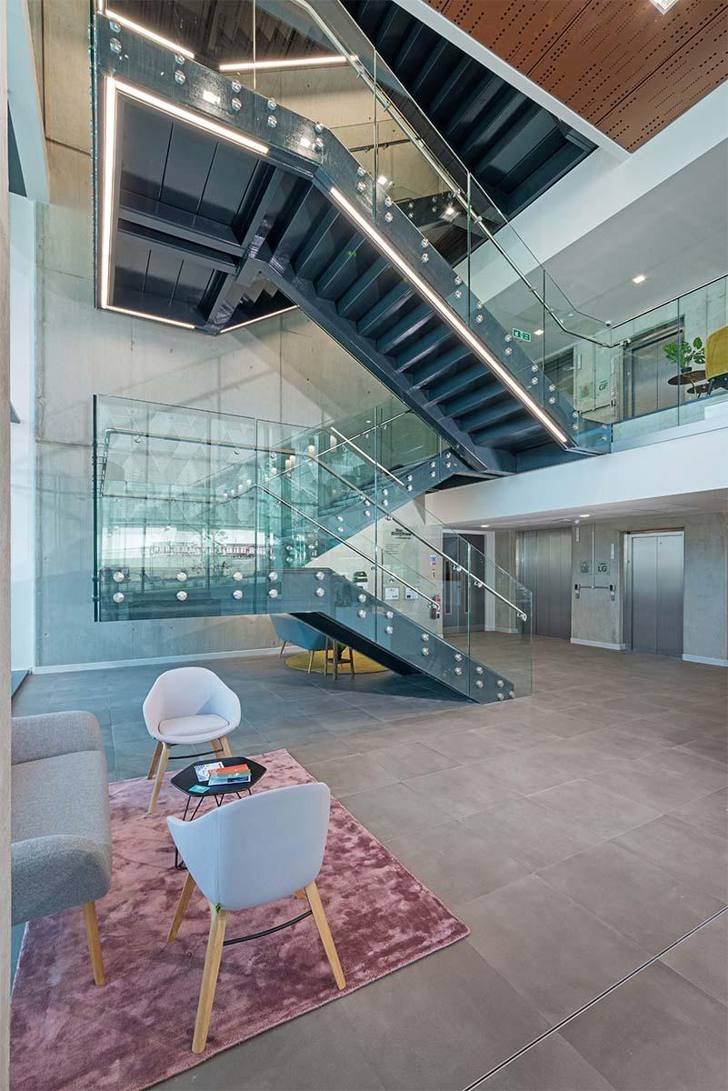 Biosphere Lobby