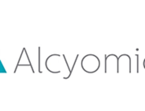 5 minutes with Alcyomics
