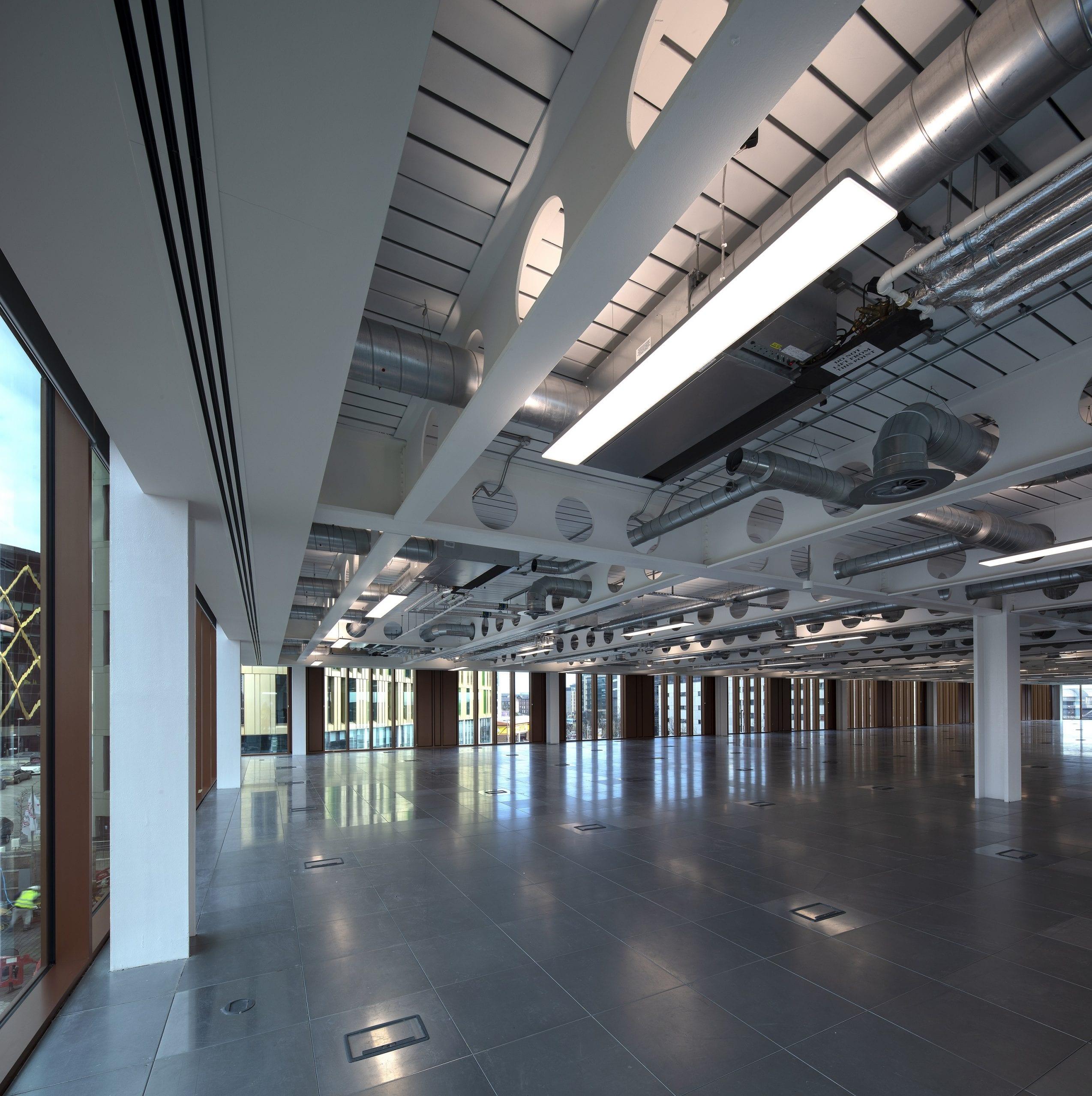 The Lumen Building Interior