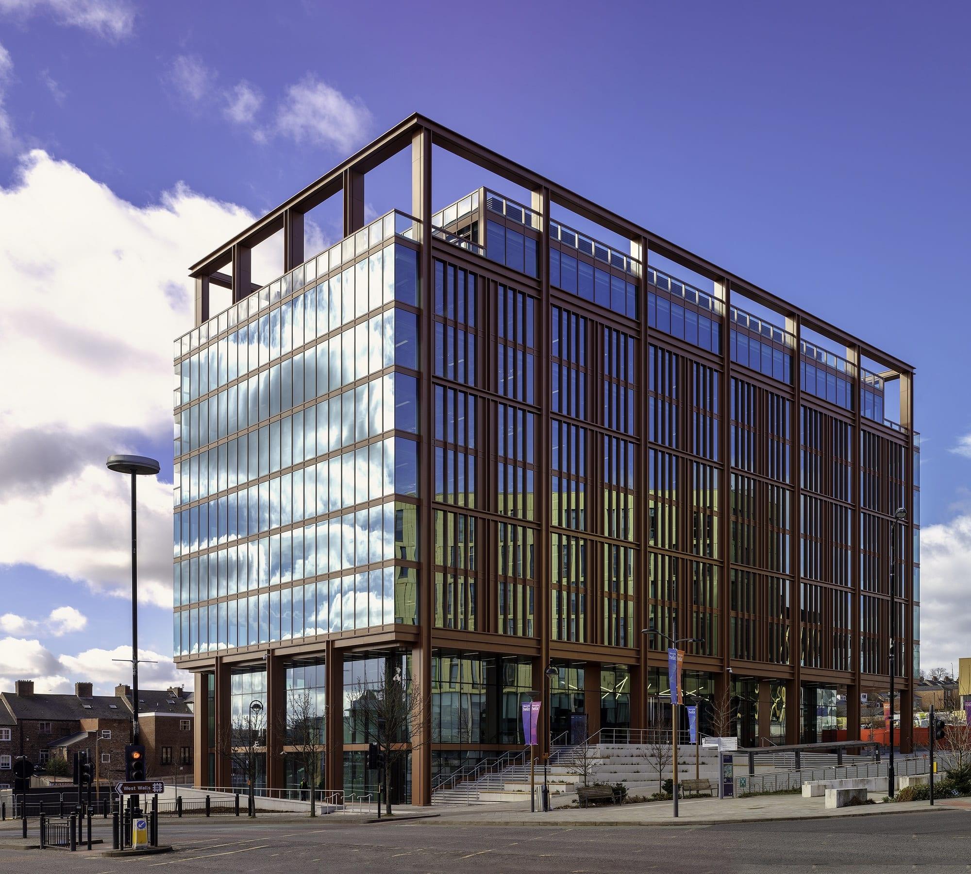 The Lumen Building exterior