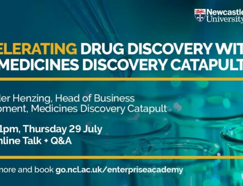 Accelerating Drug Discovery with the Medicines Discovery Catapult